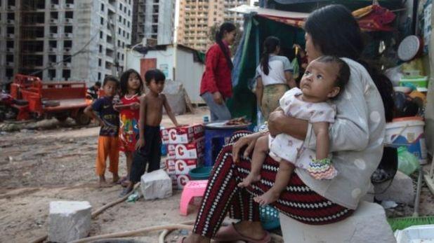 أشخاص في كامبوديا