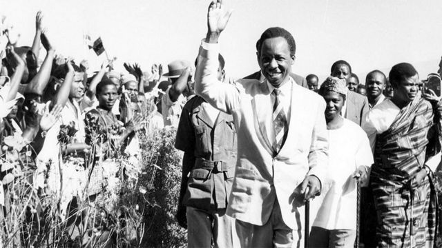 Madaxweynihii hore ee Tanzania Julius Kambarage Nyerere