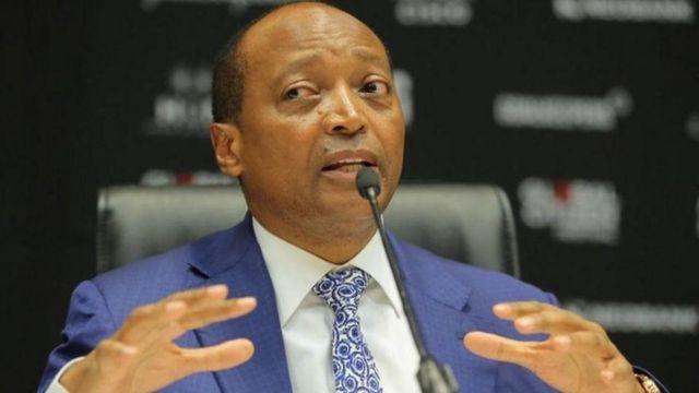 Patrice Motsepe est le 9ème homme le plus riche d'Afrique du Sud