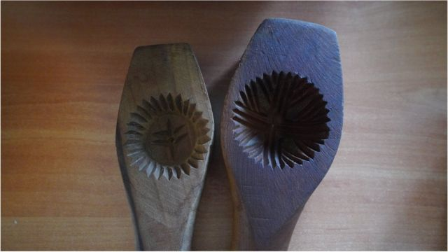 Maamoul molds