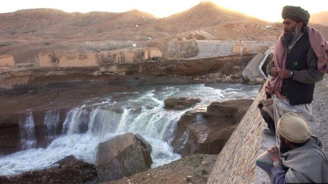 「人類紀」遺址:改寫地球歷史和面貌的水庫大壩 - BBC News 中文