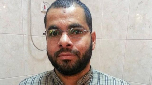 """Hussein Barakat is one of the detainees and has been sentenced to life imprisonment since 2018 in the framework of what is known as the case """"Zulfiqar Brigades"""""""