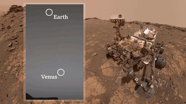 Робот-геолог практикується в астрономії