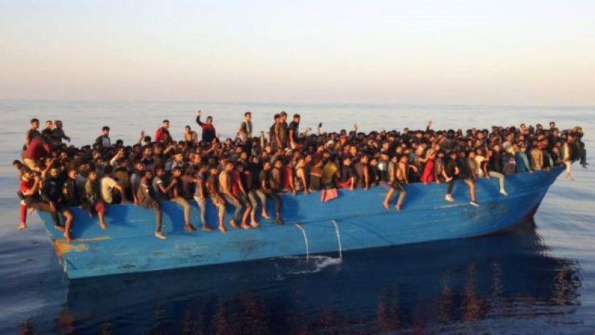 Migrants on boat found near Lampedusa