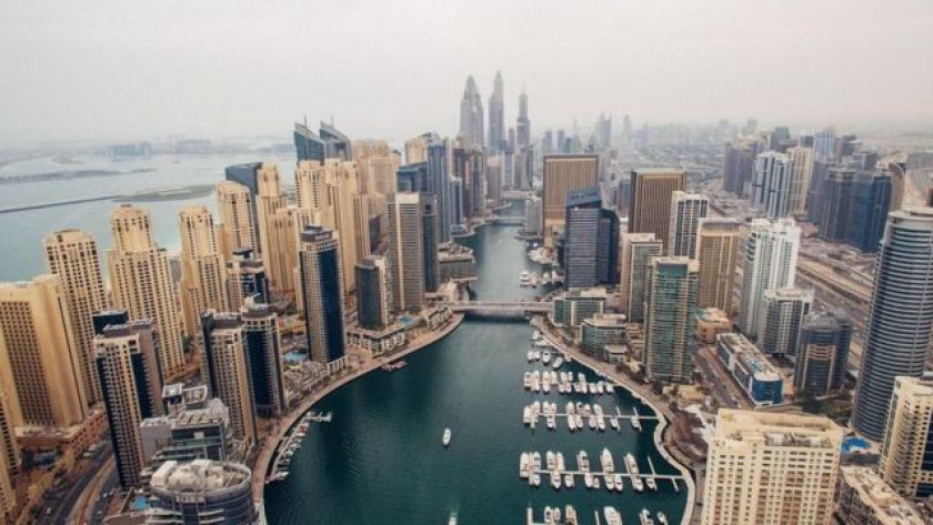 Dubai has been known as a destination for high-income foreign professionals
