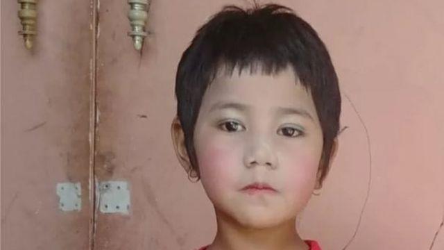 군부 총격으로 사망한 미얀마의 7살 소녀