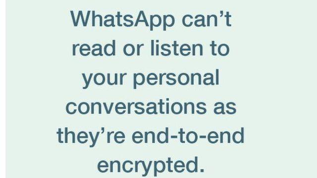Sakon WhatsApp da mutane suka wayi gari da shi