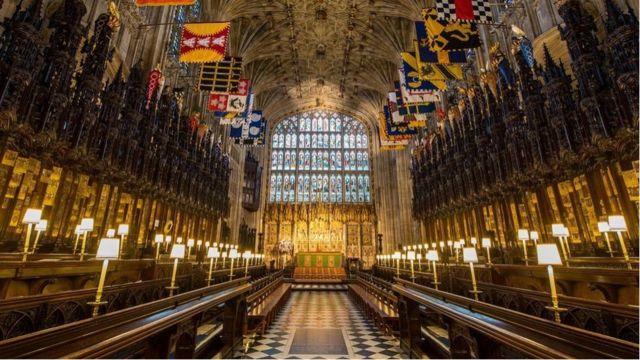 葬礼将在温莎的圣乔治教堂举行。