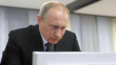 Что Путин говорил об интернете и его судьбе в России - BBC News Русская  служба