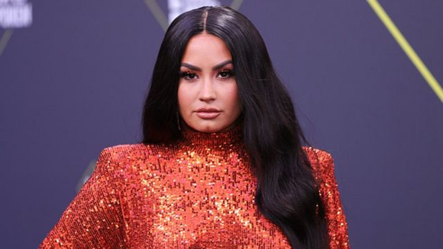 Lovato was absent from the crowd with her drug troubles in 2018.