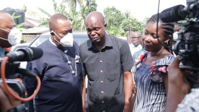 Iniubong Umoren alleged killer: Uduak Akpan police update, Akwa Ibom job  seeker burial - BBC News Pidgin