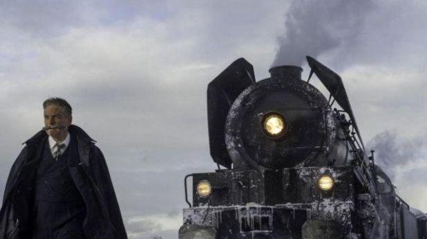مشهد من فيلم قطار الشرق السريع