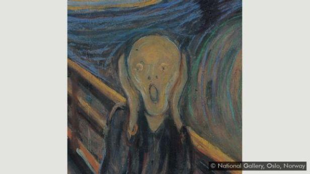 'O Grito', de Munch