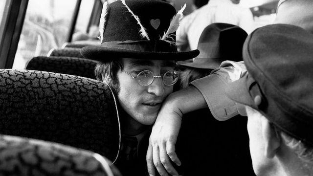 Леннон в 1967 году