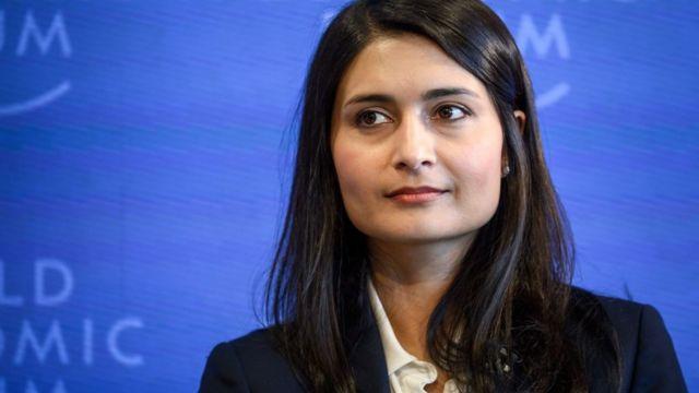 Director of the World Economic Forum Saadia Zahidi