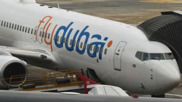 Fly Dubai airline