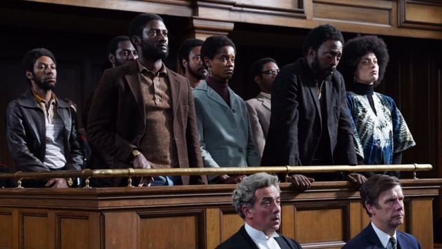 The events of the second half of the film took place in the courtroom