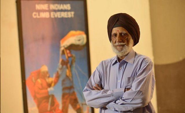 Captain MS Kohli, an internationally renowned climber, led the Indian team