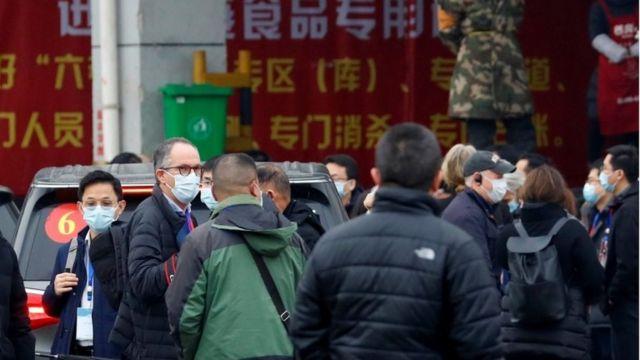 新冠:世衛溯源報告引來的讚賞。爭議和質疑 - BBC News 中文
