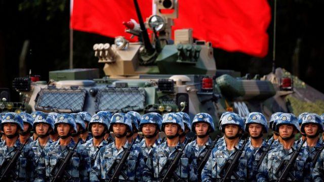 中國解放軍陸軍
