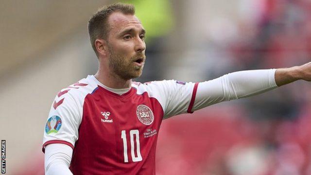 Christian Eriksen injury update: Denmark midfielder suffer cardiac arrest  according to team doctor - BBC News Pidgin