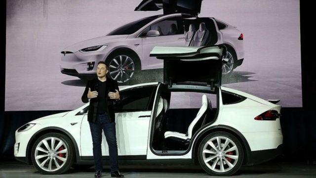 Cómo vendiendo tan pocos autos Tesla se convirtió en la compañía de  vehículos a motor con mayor valor de mercado en Estados Unidos - BBC News  Mundo