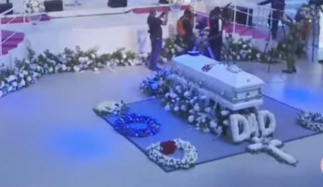 Dare Adeboye burial: Pastor Enoc Adeboye son RCCG funeral for Lagos