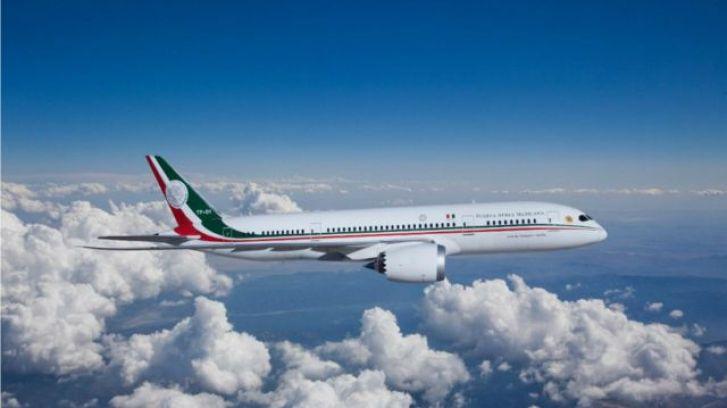 Las 3 propuestas de AMLO ante las dificultades de vender el polémico avión  presidencial de México - BBC News Mundo