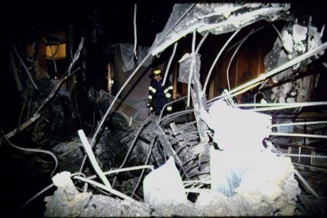 1993'te Dünya Ticaret Merkezi'ne düzenlenen saldırıdan
