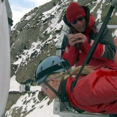 4 Man Zip Wire Wales 220v Motor Wiring Diagram Bbc Reporter Gets Stuck On World S Fastest Line News