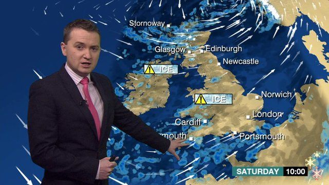 Uk Weather Forecast 'more Wild Weather To Come'  Bbc News