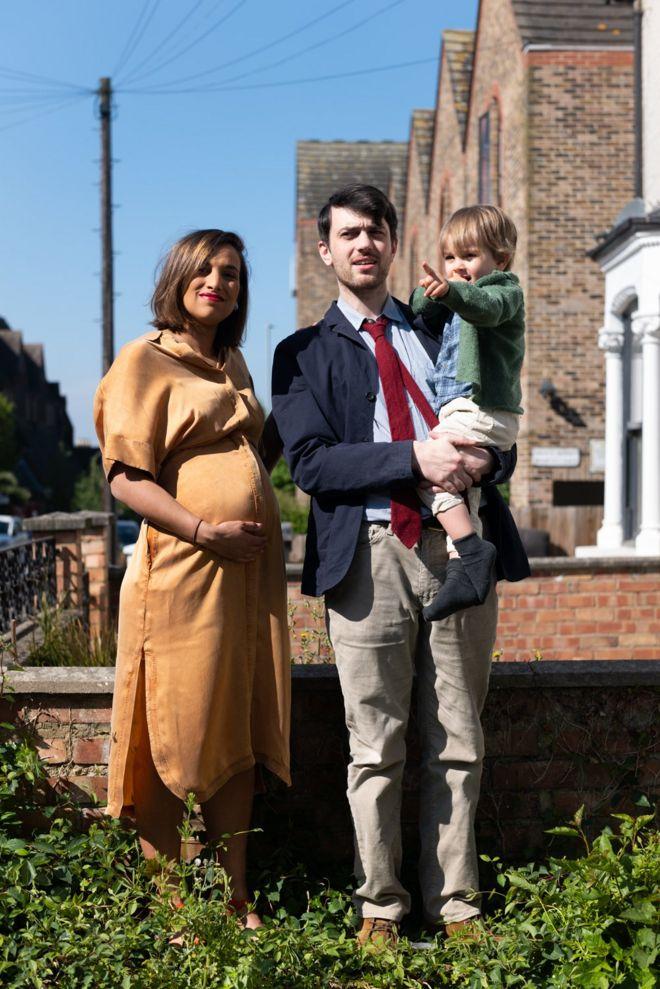 Claudia, Sam and Eric