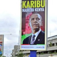 Young Africans to Obama: 'Clean your own house first'