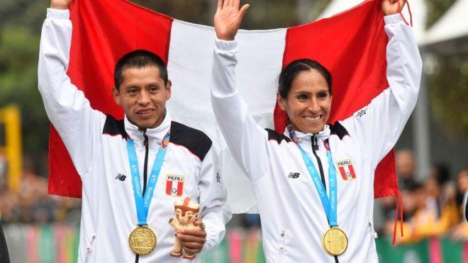 Resultado de imagen para panamericanos lima 2019 ganadores peruanos