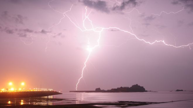 lightning pictures how do