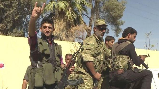 Xung đột Syria