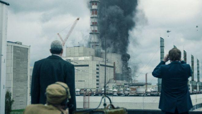 Resultado de imagen para chernobyl primera escena