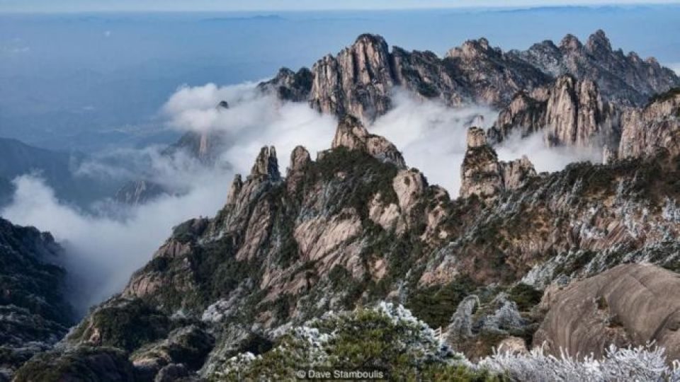 Gunung Huangshan National Park