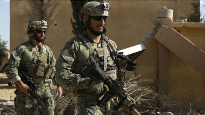 Soldados americanos