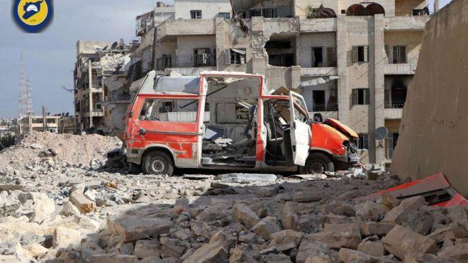 ООН, Сирия, заседание