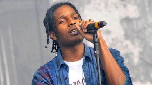 Image result for ASAP rapper