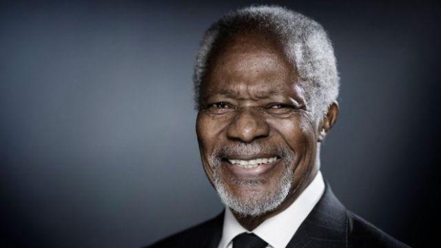 Resultado de imagen para Kofi Annan