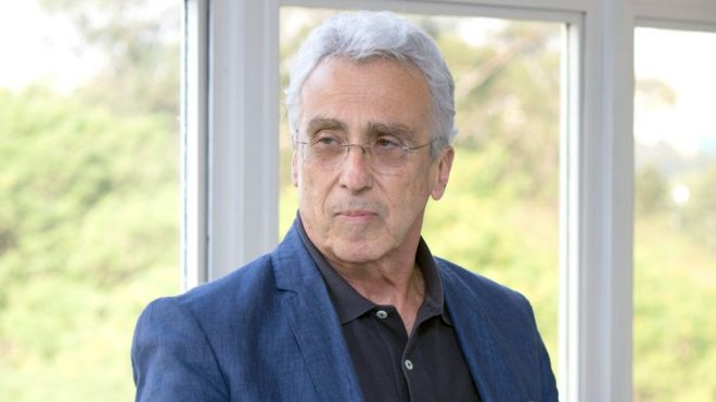O museólogo e professor Teixeira Coelho