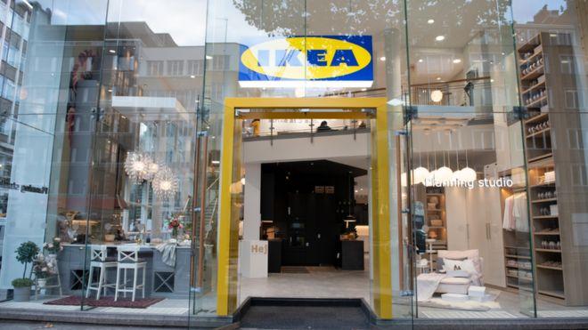 Ikea Eyes Bigger City Centre Stores As Shopping Habits