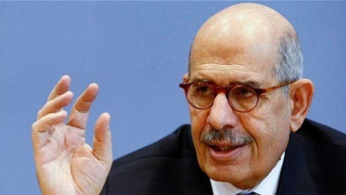 L'Egyptien Mohamed el-Baradei, directeur général de l'Agence internationale de l'énergie atomique de 1997 à 2009, reçoit le prix Nobel de la paix en 2005 conjointement avec l'organisation qu'il dirige.