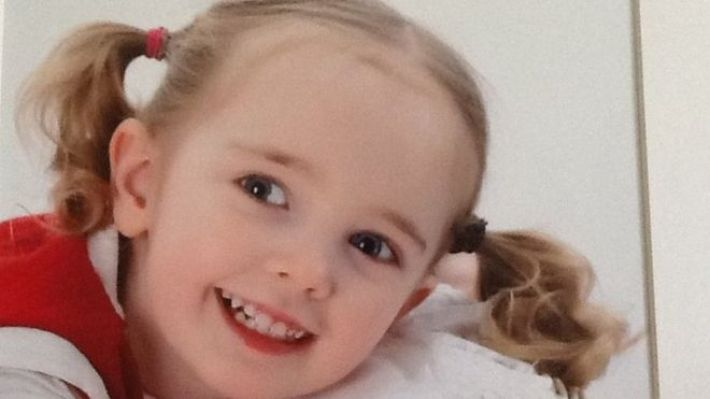 Ava Barry, 6, suffers from an extreme form of epilepsy known as Dravet Syndrome