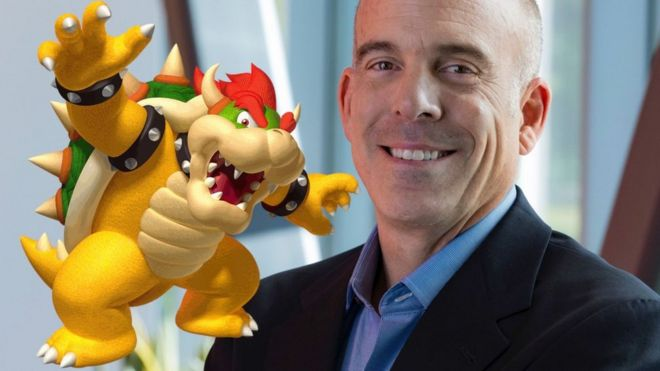 bowser takes over at