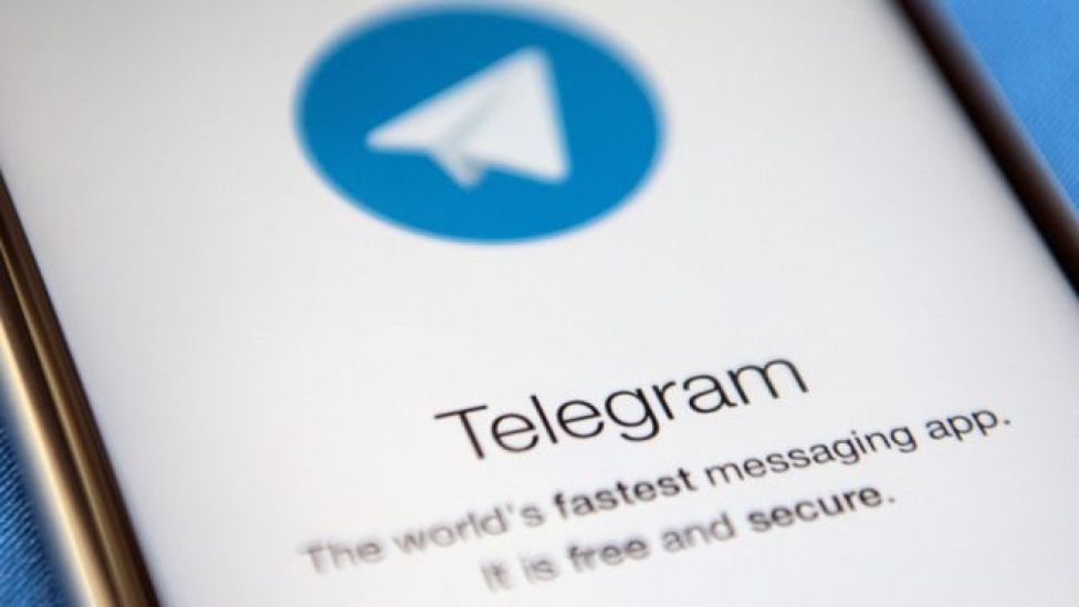 Aplicación Telegram
