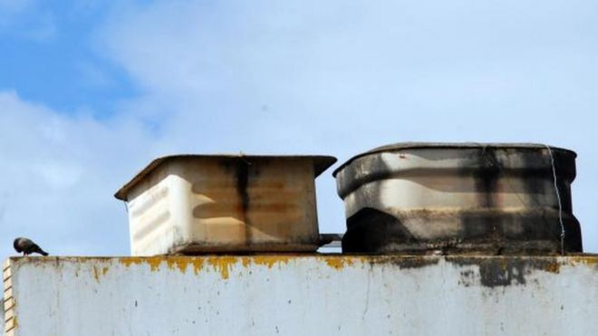 caixas dagua amianto