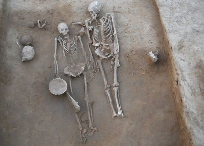 harappa grave of ancient